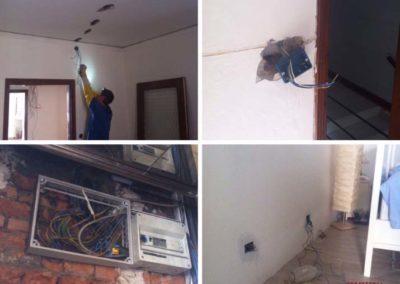 cambio quadro elettrico+rifacimento intero impianto elettrico, messa a norma