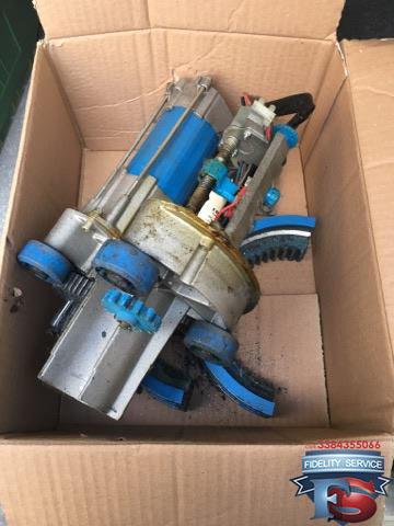 motore vecchio rotto